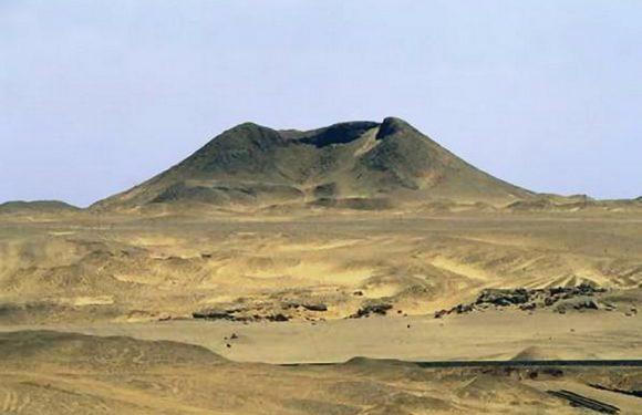 Сокровища пирамиды Сенусерта III