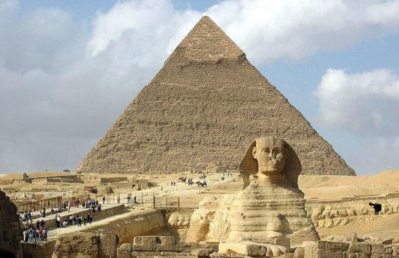 Тайны лабиринтов пирамиды Хеопса