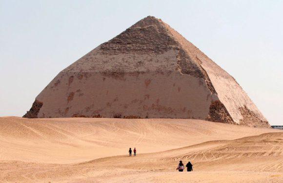 Тайна сокровищ пирамиды фараона Снофру