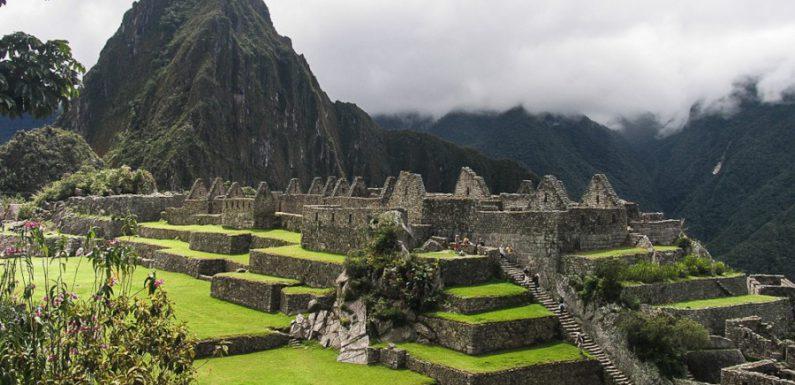Легенда об инках и их удивительных сокровищах