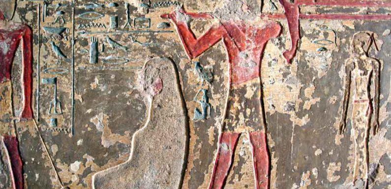 Загадочная гробница и исчезнувшие сокровища бога Осириса