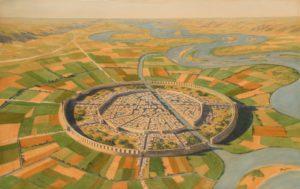 Общий вид Мари периода «Город I»