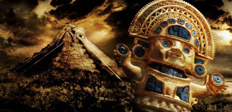Легендарный поход Франсиско Писарро и золото инков