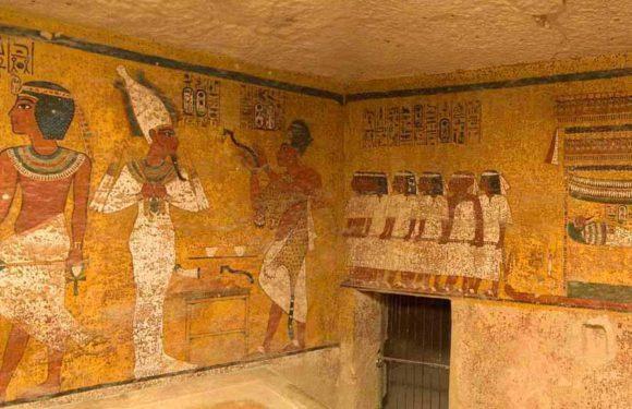 Оскверненная гробница «проклятого фараона» Эхнатона