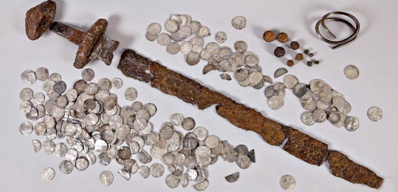 Во время строительства трассы в Крыму найдены крепость и сокровища скифов
