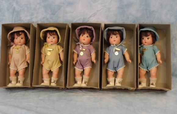 В Калифорнии в старой кукле нашли 36 тысяч долларов