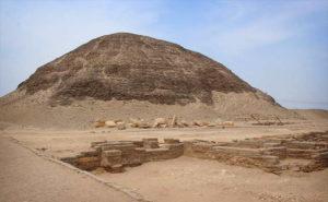 Пирамида Аменемхета III