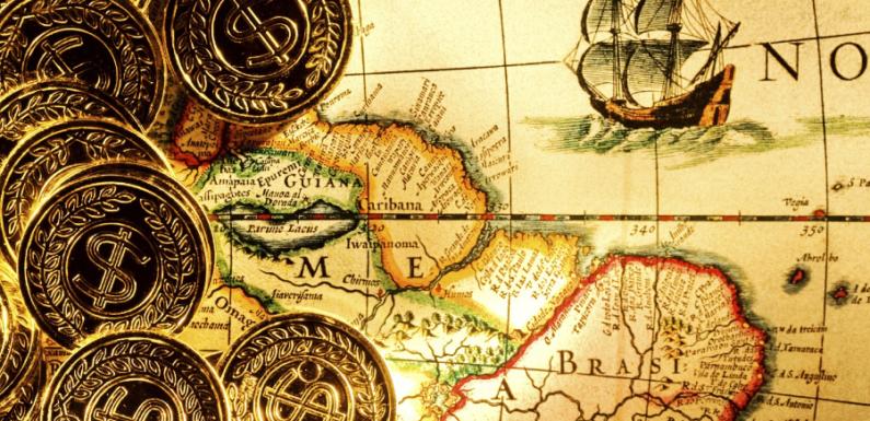 Сокровища Черной Бороды на острове Амалия
