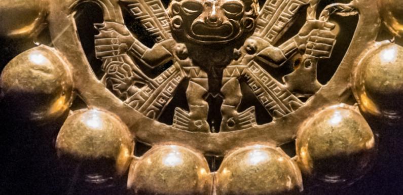 Золотые гробницы индейцев Моче