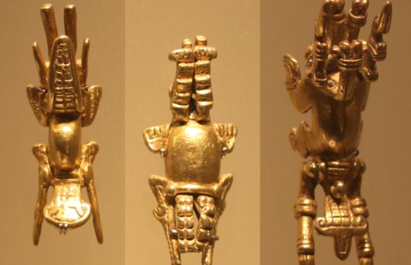 Сокровища Золотого короля