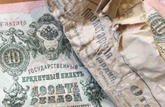 Красноярские строители рассказали, как нашли клад