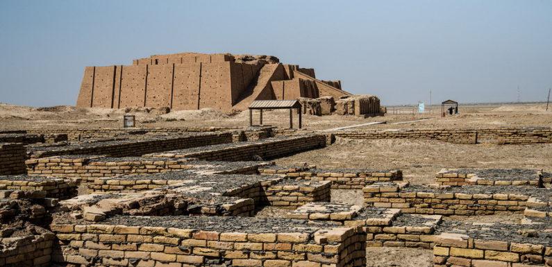 Невероятные находки и более 200 тонн золота в гробницах Ура