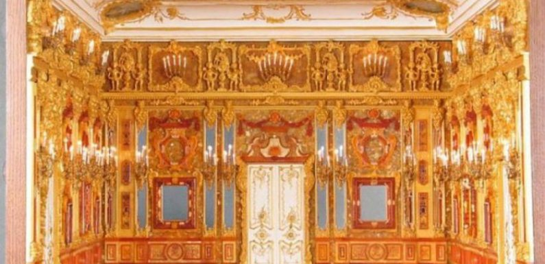 Тайна исчезновения Янтарной комнаты