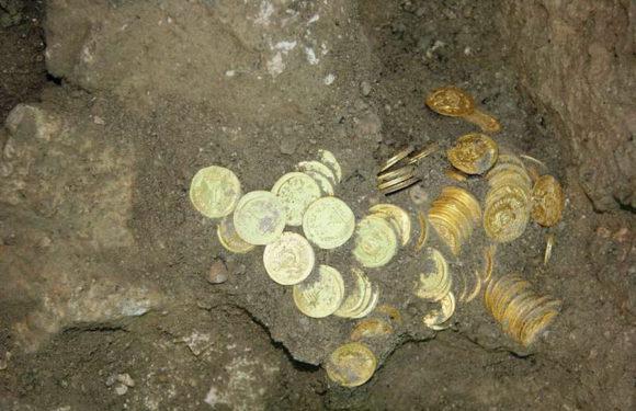 Затопленные в Бибионе сокровища Аттилы