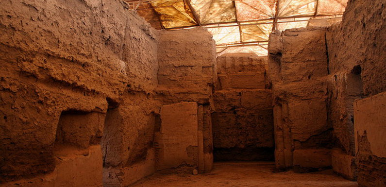 Удивительные сокровища города-государства Мари