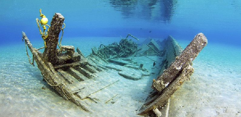 Корабль с дарами для фараона Эхнатона