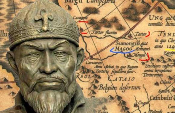 Сокровища и проклятия Тимура Тамерлана