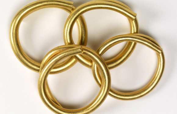 В Ирландии найдено золото бронзового века