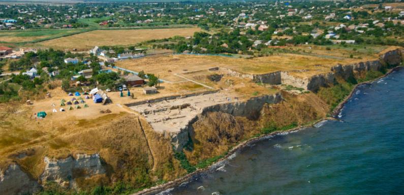 На Таманском полуострове найдены древнегреческие артефакты