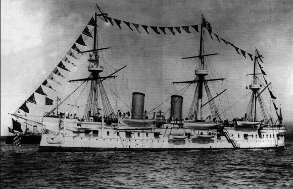 Южная Корея намерена поднять со дна крейсер «Дмитрий Донской»