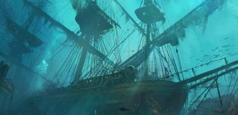 Легенда о сокровищах Цветка моря