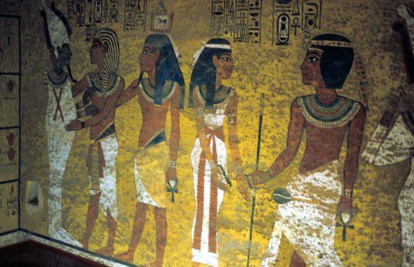 Уникальные клады гробницы Тутанхамона