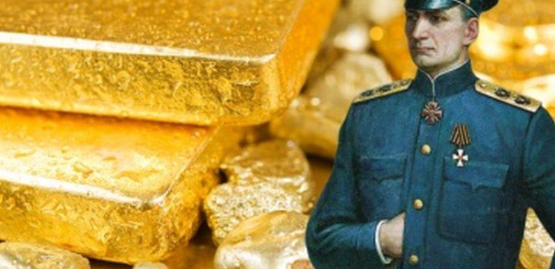 В погоне за «золотом Колчака» часть І
