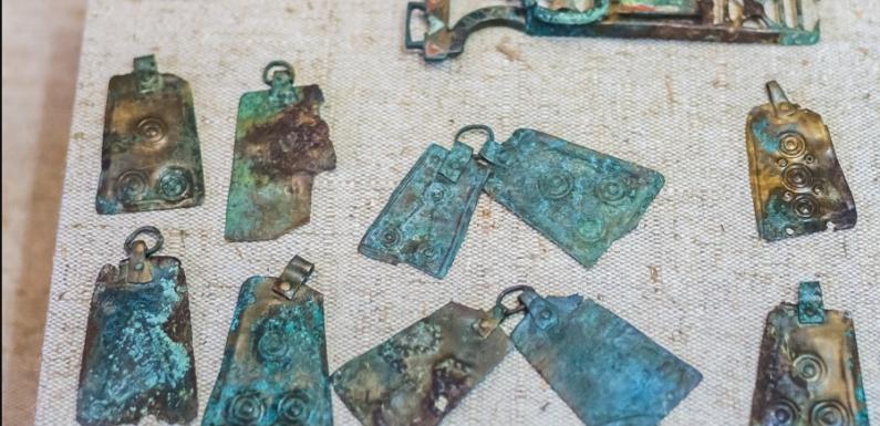 В Норфолке найден клад бронзового века