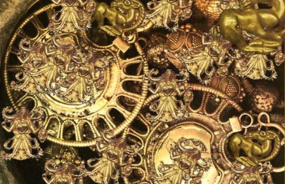 Утерянные сокровища Керченского музея