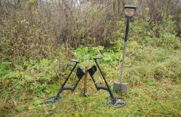 Романтика лопаты и детектора