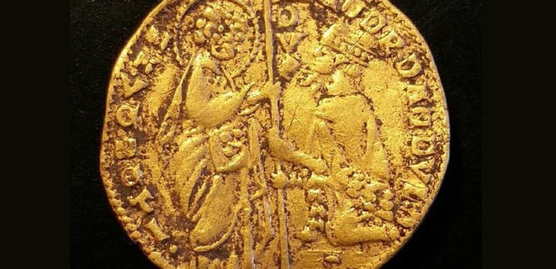 В Швеции найден венецианский средневековый дукат