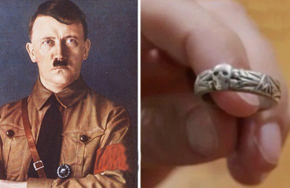 На дне австрийского озера найдено кольцо Гитлера