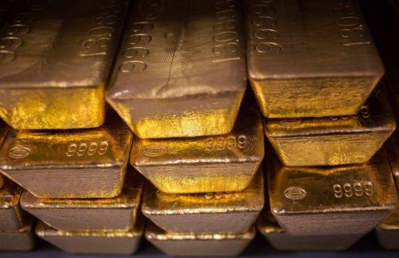 Немец нашел клад из золотых слитков и вернул его властям