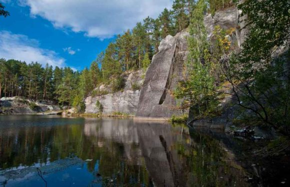 Сокровища озера Тальков камень