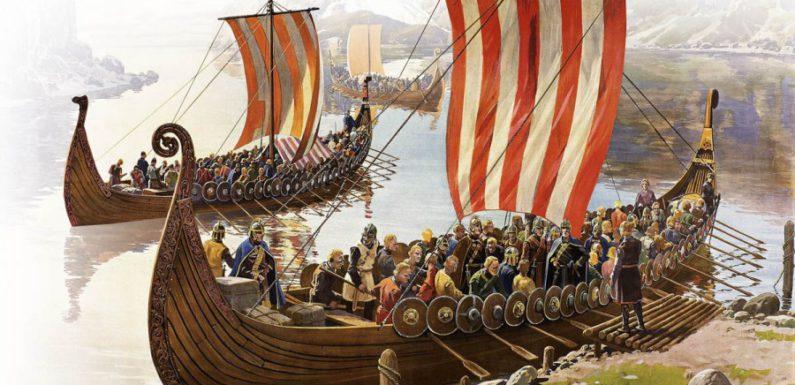 Клад викингов в Великобритании