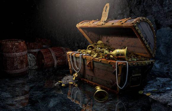 Подземные сокровища купца Пчелина