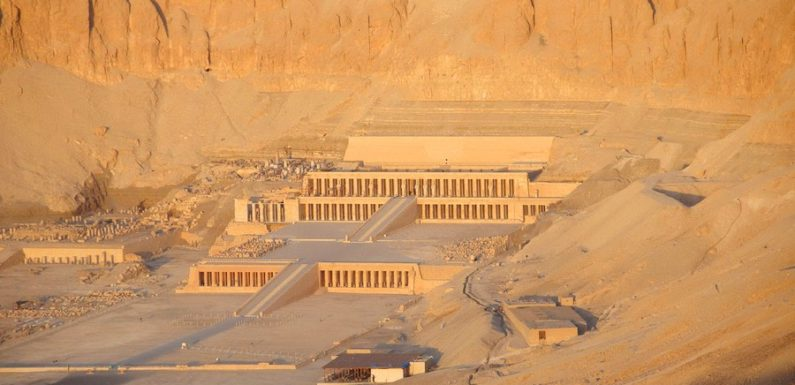 В Египте обнаружена гробница, созданная в XIII веке до нашей эры