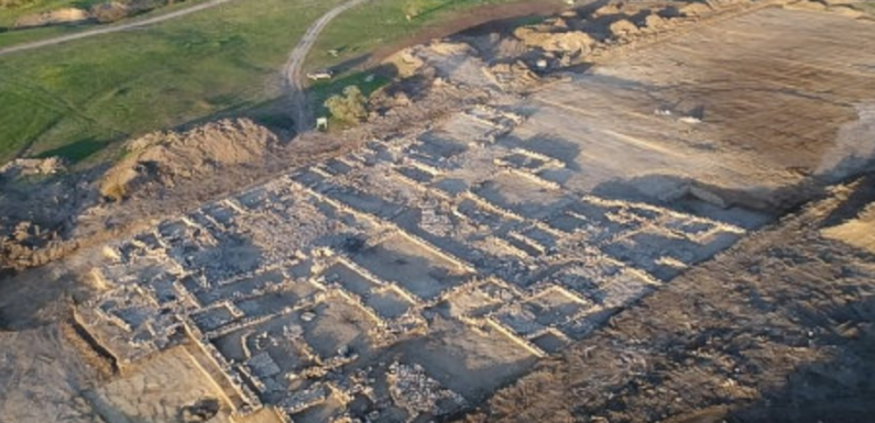 В Крыму найдено поселение эпохи Боспорского царства