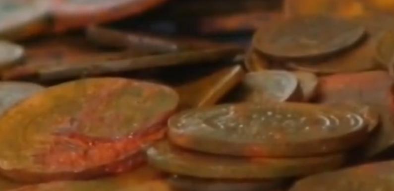 Найденных в Москве монет хватило бы на неделю жизни в ХХ веке