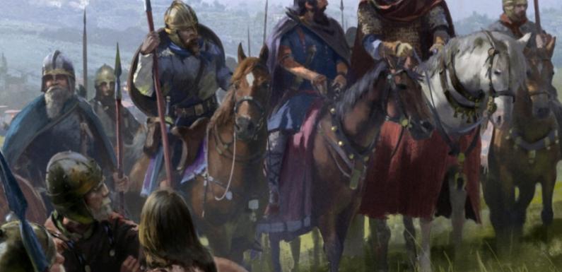 Клады вестготских королей