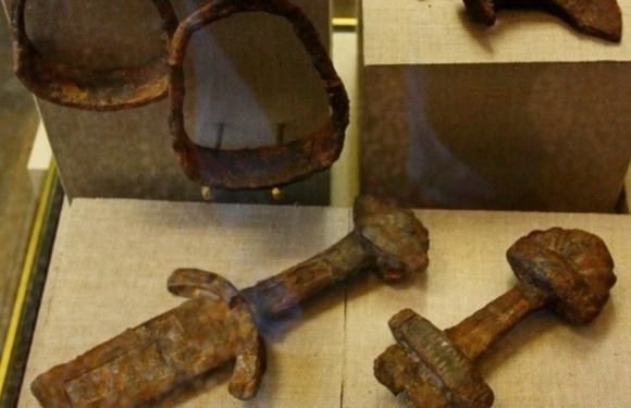Ученые произвели невероятное открытие при исследовании артефактов «Черной могилы»