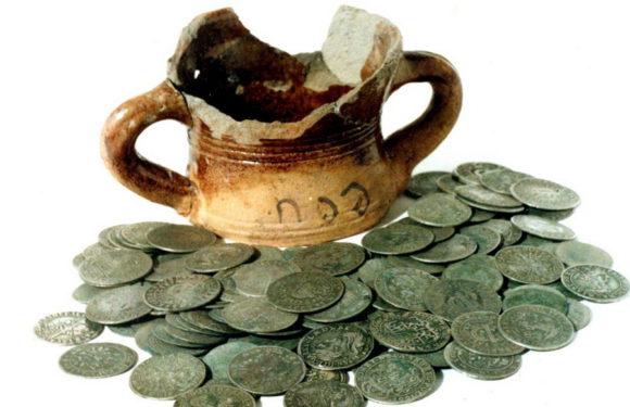 Сокровища древнего острова Хортица