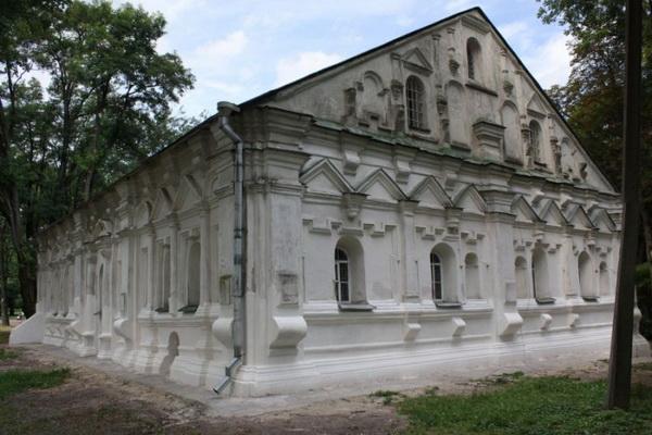 дом Мазепы в Чернигове