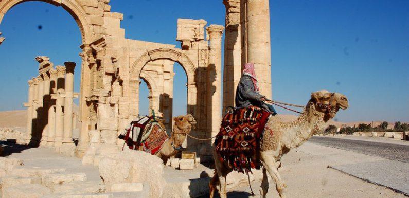 В Сирии найдены артефакты времен Римской империи