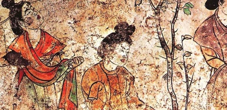 В Китае археологи нашли лакированный гроб династии Мин