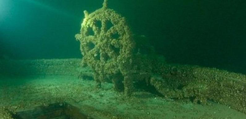 На дне Нила найден описанный Геродотом 2500-летний корабль