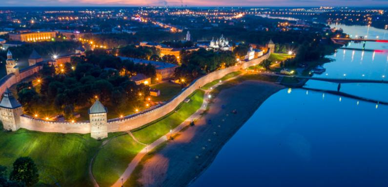 На дне реки в Новгороде обнаружен мост возрастом более 1000 лет