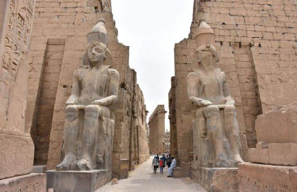 В Египте найдена гробница смотрителя амбаров фараона