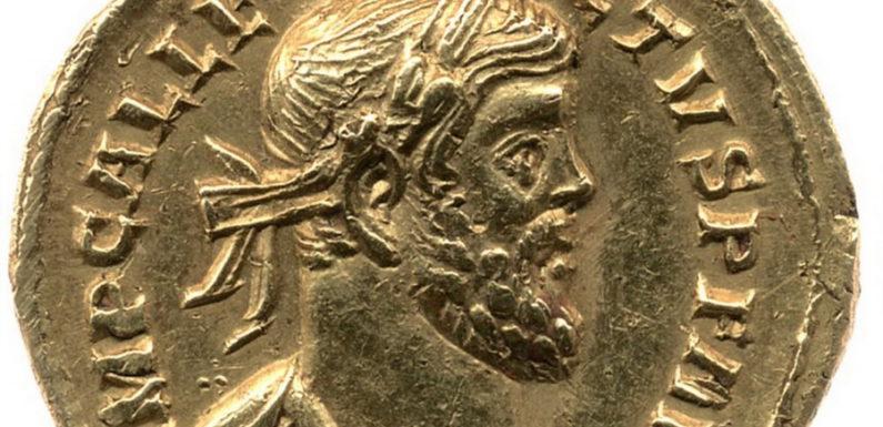 Кладоискатель нашел монету стоимостью 100 000 фунтов