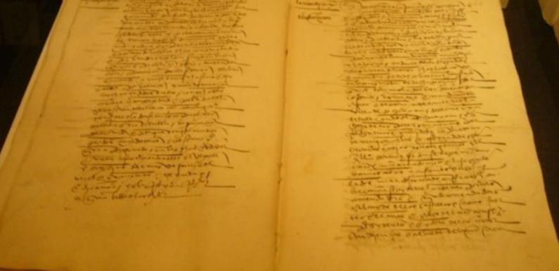 Утерянная рукопись из библиотеки сына Христофора Колумба найдена в Дании